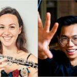Rising Stars: Ilona Ingels (hobo) & Lenny Bui-Vandeput (piano)
