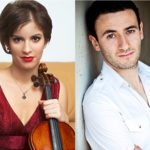 Ioana C. Goicea (violin) & Boris Kusnezow (piano)