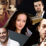Piano Quintet with Y. Ivanov, S. & L. Maisky, M. Rysanov and D. Kokas
