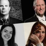 Khroma Quartet & Rising Star Severine Sierens (clarinet)