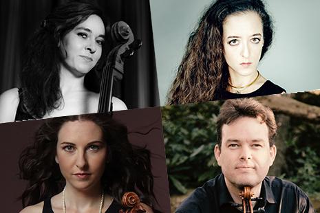 Quartet Margulis-Lubbe-Maisky