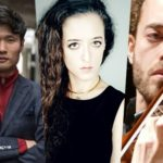 Sascha Maisky (violin), Han Bin Yoon (cello) & Lily Maisky (piano)