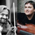 Artiom Shishkov (violin) & Ivan Karizna (cello)