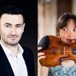 Sylvia Huang (violin) & Boris Kusnezow (piano)