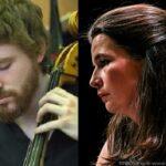 David Poskin (cello) & Barbara Baltussen (piano)